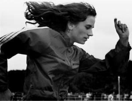 Marion Schwerdtfeger 1973        (Foto: Gustav Schröder)