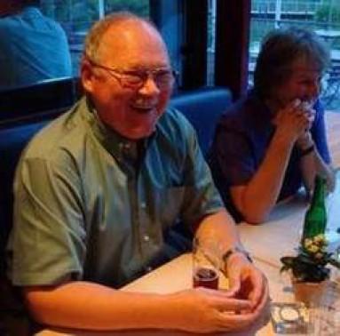 Bernd-Michael und Patricia Mertin