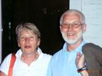 Stets bei guter Laune: Eheleute Ulrike und Dr. Horst Romeyk